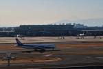 らむえあたーびんさんが、羽田空港で撮影した全日空 777-281の航空フォト(写真)