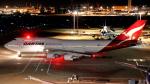 誘喜さんが、羽田空港で撮影したカンタス航空 747-438/ERの航空フォト(写真)