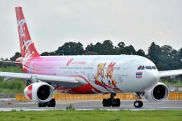 トロピカルさんが、成田国際空港で撮影したタイ・エアアジア・エックス A330-343Xの航空フォト(写真)