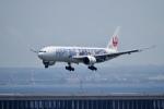 飛行機ゆうちゃんさんが、羽田空港で撮影した日本航空 777-289の航空フォト(写真)