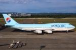 JA882Aさんが、新千歳空港で撮影した大韓航空 747-4B5の航空フォト(写真)