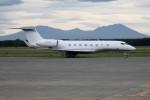 北の熊さんが、新千歳空港で撮影したBank of Utah Trusteeの航空フォト(写真)