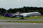 コージーさんが、成田国際空港で撮影したタイ国際航空 A350-941XWBの航空フォト(写真)