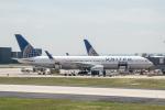 xingyeさんが、ワシントン・ダレス国際空港で撮影したユナイテッド航空 767-322/ERの航空フォト(写真)