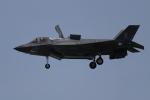 プラグマニアさんが、岩国空港で撮影したアメリカ海兵隊 F-35B Lightning IIの航空フォト(写真)