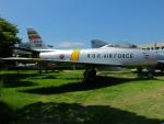 新人スマイスさんが、戦争記念館で撮影した大韓民国空軍 F-86F-30の航空フォト(写真)