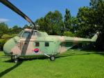 Smyth Newmanさんが、戦争記念館で撮影した大韓民国空軍 HH-19B (S-55D)の航空フォト(飛行機 写真・画像)