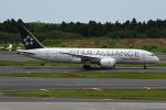 シュウさんが、成田国際空港で撮影したエア・インディア 787-8 Dreamlinerの航空フォト(写真)