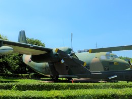 Smyth Newmanさんが、戦争記念館で撮影した大韓民国空軍 C-123J Providerの航空フォト(飛行機 写真・画像)