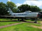 新人スマイスさんが、戦争記念館で撮影した大韓民国空軍 F-86Dの航空フォト(写真)