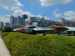 Smyth Newmanさんが、戦争記念館で撮影した大韓民国空軍 T-37C Tweetの航空フォト(飛行機 写真・画像)