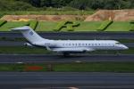 シュウさんが、成田国際空港で撮影した不明 BD-700 Global Express/5000/6000の航空フォト(写真)