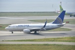 よしポンさんが、関西国際空港で撮影したユナイテッド航空 737-724の航空フォト(写真)