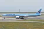 よしポンさんが、関西国際空港で撮影した大韓航空 777-3B5/ERの航空フォト(写真)