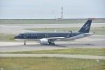 よしポンさんが、関西国際空港で撮影したスターフライヤー A320-214の航空フォト(写真)