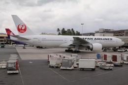 DREAMWINGさんが、ダニエル・K・イノウエ国際空港で撮影した日本航空 777-246/ERの航空フォト(飛行機 写真・画像)