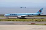 yabyanさんが、中部国際空港で撮影した大韓航空 A330-322の航空フォト(写真)