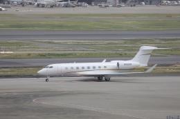 OS52さんが、羽田空港で撮影したウェルズ・ファーゴ・バンク・ノースウェスト G-V-SP Gulfstream G550の航空フォト(写真)