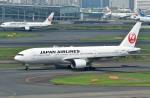 Dojalanaさんが、羽田空港で撮影した日本航空 777-289の航空フォト(写真)