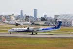 ゴハチさんが、伊丹空港で撮影したANAウイングス DHC-8-402Q Dash 8の航空フォト(写真)