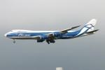 青春の1ページさんが、成田国際空港で撮影したエアブリッジ・カーゴ・エアラインズ 747-83QFの航空フォト(写真)