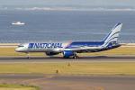 さっしんさんが、中部国際空港で撮影したナショナル・エアラインズ 757-28Aの航空フォト(写真)