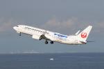 さっしんさんが、中部国際空港で撮影した日本トランスオーシャン航空 737-8Q3の航空フォト(写真)