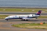 さっしんさんが、中部国際空港で撮影したアイベックスエアラインズ CL-600-2C10 Regional Jet CRJ-702ERの航空フォト(写真)