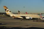 matsuさんが、シドニー国際空港で撮影したエティハド航空 A380-861の航空フォト(写真)