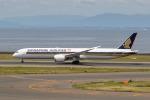 さっしんさんが、中部国際空港で撮影したシンガポール航空 787-10の航空フォト(写真)