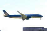 多楽さんが、成田国際空港で撮影したベトナム航空 A350-941XWBの航空フォト(写真)