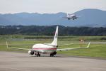 VEZEL 1500Xさんが、静岡空港で撮影した中国東方航空 737-89Pの航空フォト(写真)