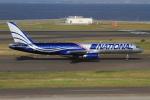 Bulu minさんが、中部国際空港で撮影したナショナル・エアラインズ 757-28Aの航空フォト(写真)