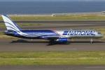 Wings Flapさんが、中部国際空港で撮影したナショナル・エアラインズ 757-28Aの航空フォト(写真)