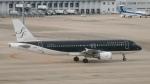 さんぜんさんが、中部国際空港で撮影したスターフライヤー A320-214の航空フォト(飛行機 写真・画像)