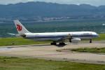 k-spotterさんが、関西国際空港で撮影した中国国際航空 A330-343Xの航空フォト(写真)