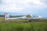 zibaさんが、霧ヶ峰滑空場で撮影した日本個人所有 ASK 23の航空フォト(写真)