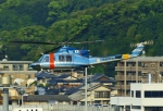 あしゅーさんが、福岡空港で撮影した福岡県警察 412EPの航空フォト(写真)