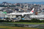 yonsuさんが、伊丹空港で撮影した日本航空 767-346/ERの航空フォト(写真)