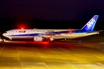 スターアライアンスKMJ まいやんさんが、熊本空港で撮影した全日空 777-281/ERの航空フォト(写真)