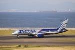 m_aereo_iさんが、中部国際空港で撮影したナショナル・エアラインズ 757-28Aの航空フォト(写真)
