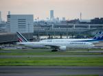 チャッピー・シミズさんが、羽田空港で撮影したエールフランス航空 777-328/ERの航空フォト(写真)