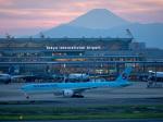 チャッピー・シミズさんが、羽田空港で撮影した大韓航空 777-3B5/ERの航空フォト(写真)