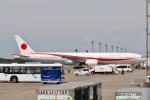 GRX135さんが、千歳基地で撮影した航空自衛隊 777-3SB/ERの航空フォト(飛行機 写真・画像)