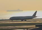 ふじいあきらさんが、羽田空港で撮影したブリティッシュ・エアウェイズ 777-236/ERの航空フォト(写真)