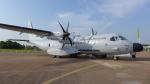 ちゃぽんさんが、フェアフォード空軍基地で撮影したポルトガル空軍 C-295Mの航空フォト(写真)