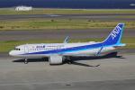 じゃりんこさんが、中部国際空港で撮影した全日空 A320-271Nの航空フォト(写真)