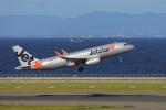 じゃりんこさんが、中部国際空港で撮影したジェットスター・ジャパン A320-232の航空フォト(写真)