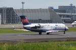 けろんさんが、伊丹空港で撮影したアイベックスエアラインズ CL-600-2B19 Regional Jet CRJ-100LRの航空フォト(写真)