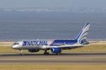 わんだーさんが、中部国際空港で撮影したナショナル・エアラインズ 757-28Aの航空フォト(写真)